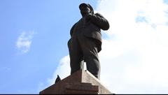 Vladimir Lenin Stock Footage