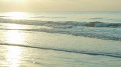 Waves Crashing 01 Stock Footage