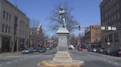 Alexandria, Virginia - stock footage