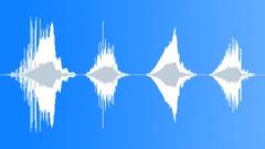 Futuro transitions - sound effect