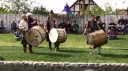 Stock Video Footage of Tartanic performing - 26, 2011 - sound tract left intact.