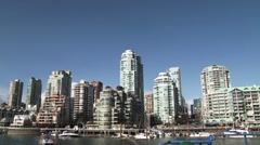 Yaletown01 - stock footage