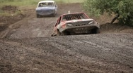 Stock Video Footage of Racing in the absence of roads