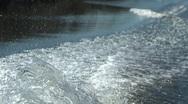 Slow Motion Water Splash Stock Footage