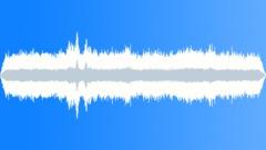Passenger jet aircraft manoevering Sound Effect