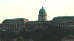 Budapest. Hungary Stock Footage