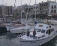 Kyrernia harbour SD Footage