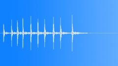 Clockwork windup 2 Sound Effect