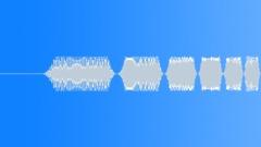 Maximise 1 Sound Effect
