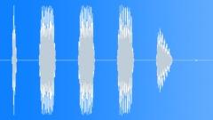 Minimise 12 - sound effect
