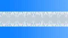 Sci fi machine loop 6 - sound effect