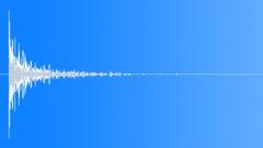 Wood hit brick 4 Sound Effect