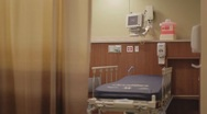 Stock Video Footage of Surgery Holding Area