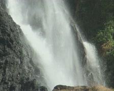 Goa / Cochin Dudhsagar Falls - stock footage
