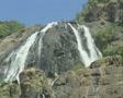 Goa / Cochin Dudhsagar falls SD Footage