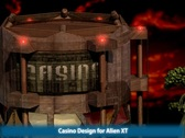 Apocalyptic Casino Stock Footage