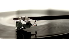 Turntables Stock Footage