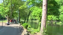 River Derwent Stock Footage