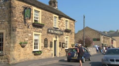 English Pub Stock Footage