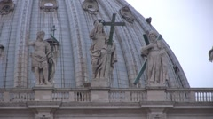 Vatican City Stock Footage