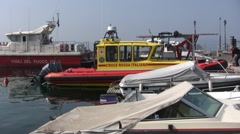 Italy - Lake Garda - Bardolino (Harbour) Stock Footage