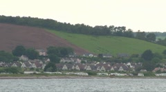 Rosemarkie Stock Footage