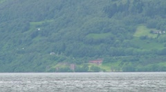 Loch Ness, Scotland Stock Footage
