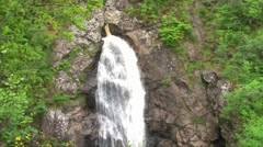 Falls of Foyers Stock Footage
