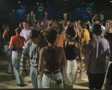 Crowd dancing in nightclub Footage
