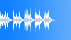 Building Organ Team Cheer, Deliberate Version Stock Music