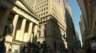 LP-FinancialDistrict-09 Stock Footage