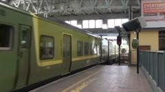 Dart Train 1 Stock Footage