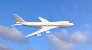 Airliner Stock Footage