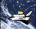 Stock Video Footage of Space shuttle