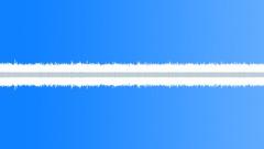 Flowing hill creek - sound effect