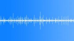 Forest running - sound effect