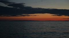 Sunset XVI - stock footage