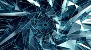 Triangle - 4 - Circular Stock Footage