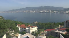 Acapulco Bay Stock Footage