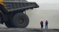 Stock Video Footage of Mining dump truck 039