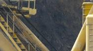 Mining Excavator 16 Stock Footage