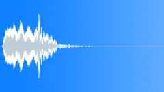 Toy Steam Train Whistle 2 Distant - sound effect