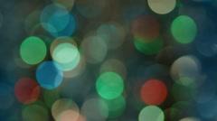 Celebration lights - stock footage
