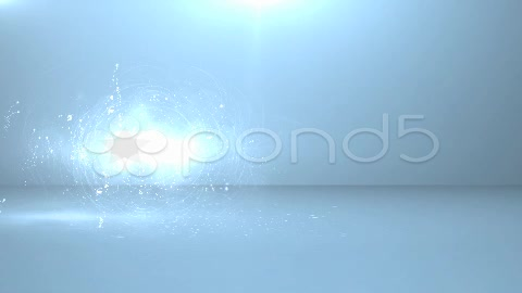 After Effects Project - Pond5 Clean blue logo project 8511252