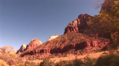 LP Zion 070a Stock Footage