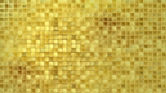 Gold background loop - stock footage