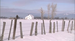 McCall Area Winter 1 Stock Footage