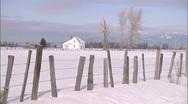 McCall Area Winter 1 Stock Footage