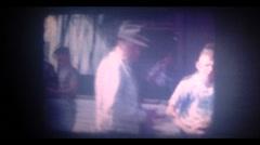 Vintage-farm awards 2 Stock Footage