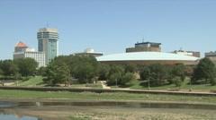 Drought in Wichita, KS Stock Footage